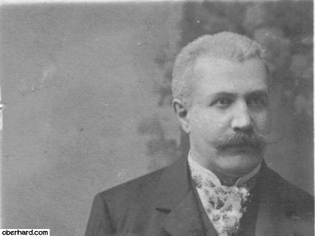 Aleksander Oberhard 1857 - 1912