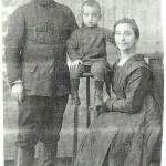 Szczesliwe lata Izydor, Aleksander, Klaudia 1922