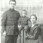 Izydor, Aleksander, Klaudia 1922 - ostatnie szczesliwe lata. Irkuck