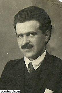 Izydor Oberhard 1922