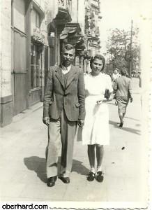 Stanisław z Franciszką 1943 r - okupacja