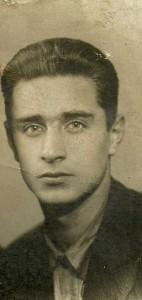 Aleksander II Oberhard 1938r Moskwa