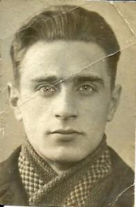 Aleksander II Oberhard 1935r Leningrad