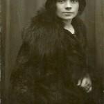 Irena Wolosowicz 1926r.