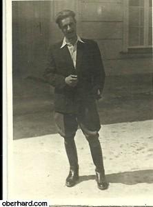 Aleksander Oberhard II rok 1946/1947
