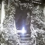 Stanislaw Tarlowski ok 1920 roku dom na Szkolnej.