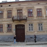 Lwow Zamarstynowska 38 - dzisiaj Tu mieściła się apteka Pod Zgodą