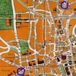 Apteki Aleksandra Oberhard (stara mapa Lwowa)