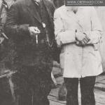 Cezary Kałusowski i Stanisław Wojciech Koperski ok 1900 roku