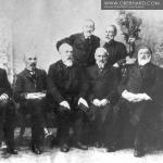 Zesłańcy Obywatele Irkucka rok 1900