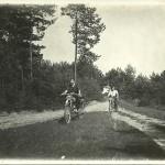 Wycieczka motocyklowa 1932