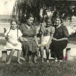 Skwer 1938. Kazimierz nad Wisla