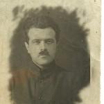 Izydor Oberhard rok 1920 Irkuck. Grupa Spartak