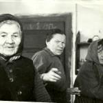 1964. Józefa Tarłowska, Irena Wołosowicz, Klementyna Tarłowska