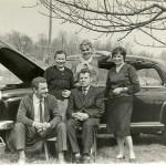 1966. Oberhard, Wołosowicz, Tarłowscy, Pomorscy
