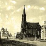 Kościół w Irkucku Wniebowzięcia Matki Bożej 1888 r.
