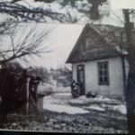 Klementyna Tarłowska ok 1960r