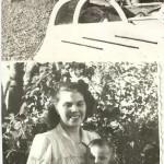 Franciszka Oberhard 1950r.