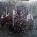 Tarłowscy ok. 1920 r.