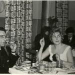 Aleksander II i Franciszka Oberhard 1950r