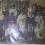 Zjazd rodzinny. ok 1914r.