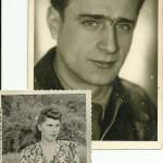 Aleksander II i Franciszka 1949 r.