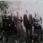 Tarłowscy ok 1920r.