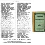 I Zjazd Farmaceutów Galicyjskich 1897r