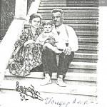 Zoja, irenka, Izydor - 1934 rok