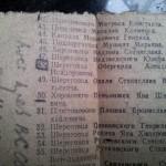 Lista odznaczonych po bitwie pod Lenino