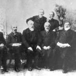 Zesłańcy 1863. Zdjęcie z roku 1900 Irkuck