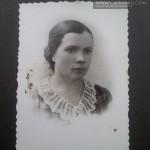 IRENA Tarłowska 1925r. Zdjęcie wykonane 1 miesiąc przed slubem ze Stanisławem Wołosowiczem.