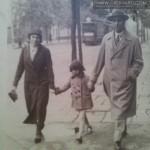 Irena, FRANCISZKA, Stanisław WOŁOSOWICZ 1934r. Warszawa Śródmieście