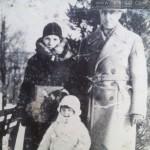 RODZINA WOŁOSOWICZ 1930r. Rodzinne wczasy w Zakopanem.