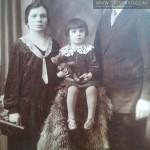 Rodzina Wołosowicz 1930r