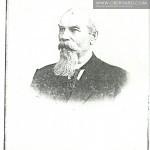 Cezary Kałusowski ok 1909 roku.