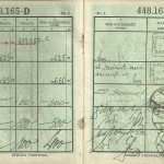 Książeczka PKO Wołosowiczów 1936r