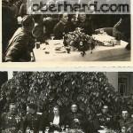Uroczystości na terenie twierdzy Modlin 9 maja 1946 r.