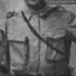 Izydor Oberhard komendant patrolu sanitarnego 1 kompania, I baonu, 3p.p.