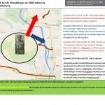 Bohaterski czyn legionisty Izydora Oberhard. Marcinkowice 6.XII.1914 rok godzina 20.00