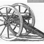 Armata na czarny proch wzór 1875 rok (kaliber 66 mm)