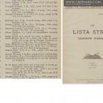 Info o niewoli legionisty Izydora Oberharrd