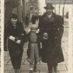 (Foto nr. 3) Rok 1933. Marszałkowska w Warszawie.