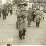 (Foto nr. 2) Rok 1933. Marszałkowska w Warszawie.
