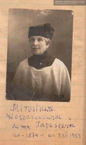Mirosława Woszczerowicz ( Tarasewicz)