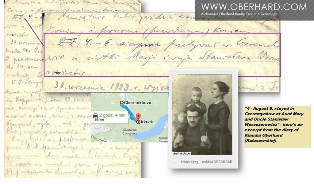 Pamiętnik Klaudi Kałusowskiej www.oberhard.com